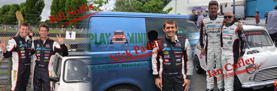 Race Suits sponsored by Sanwa Trading